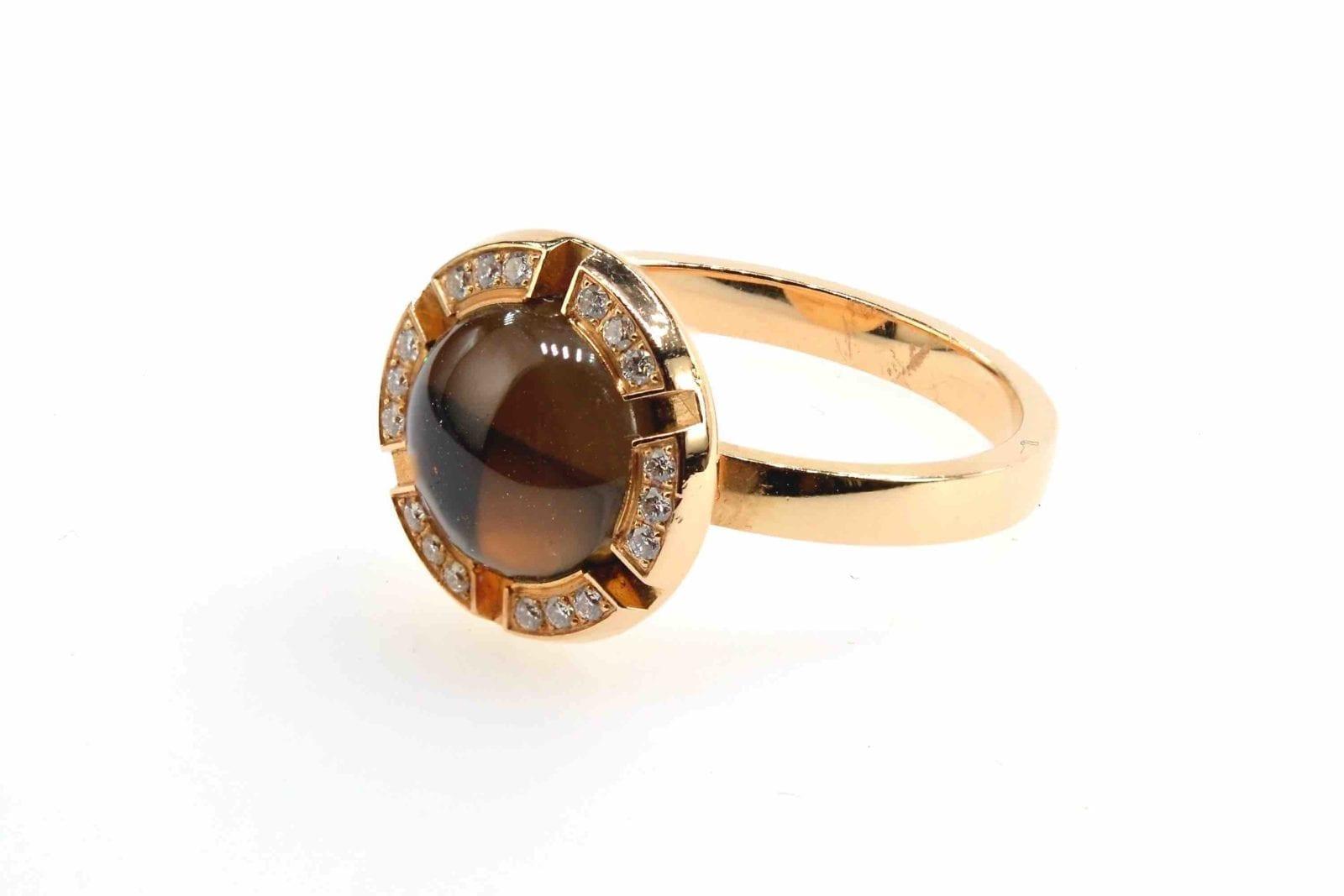 Bague Chaumet Class one diamants
