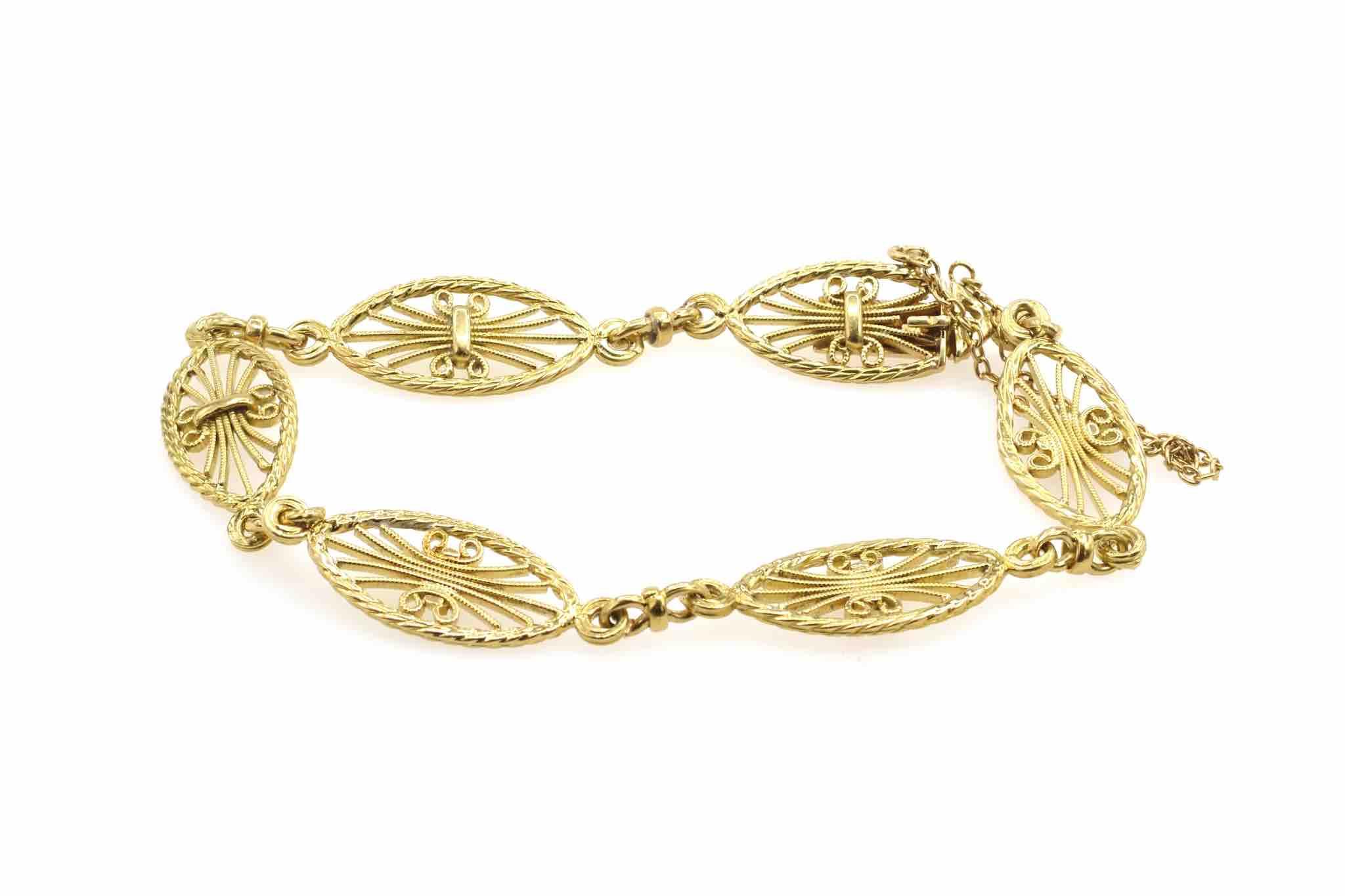 bracelet d'époque