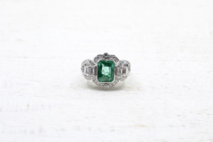 bague vintage paris