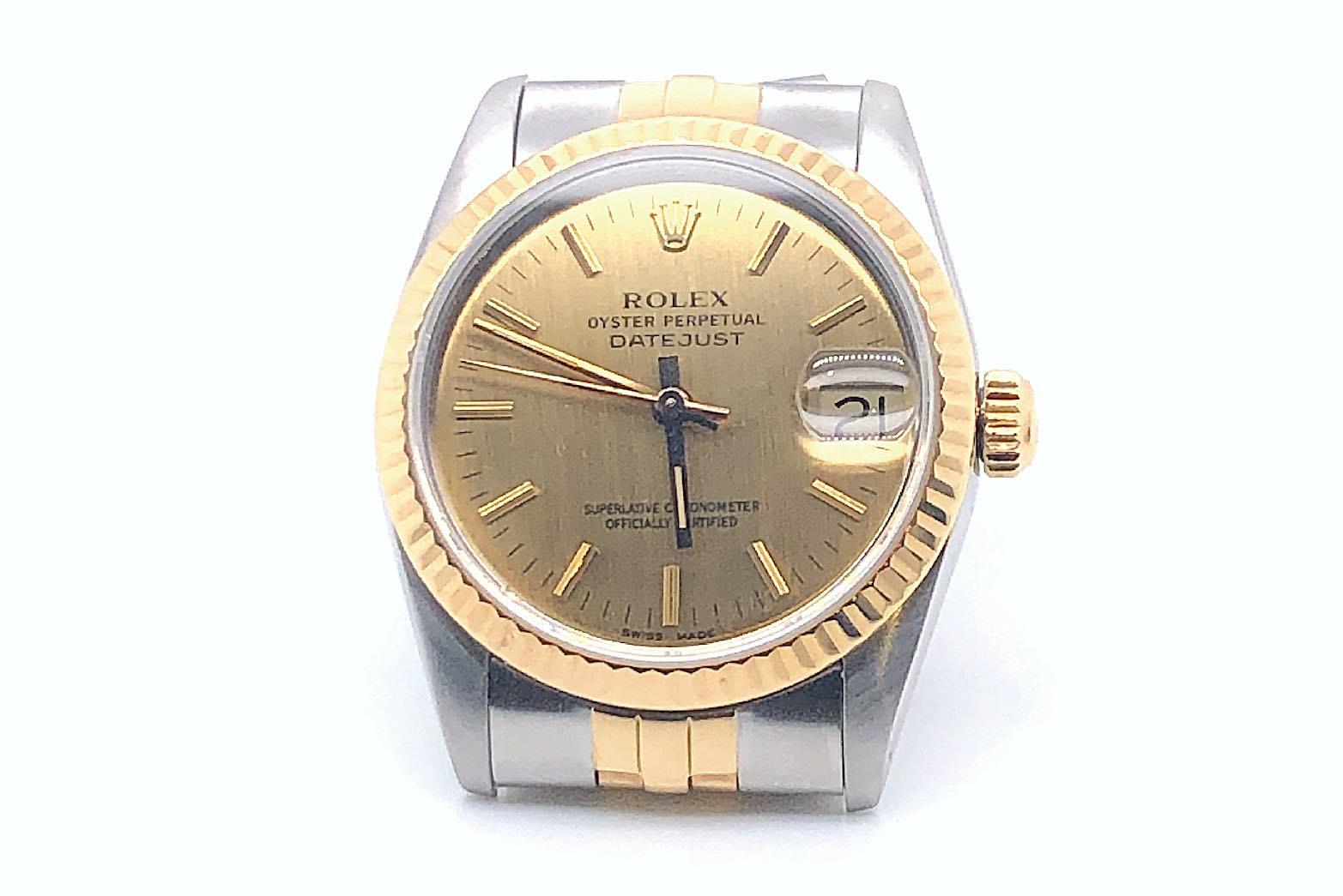 montre Rolex junior occasion