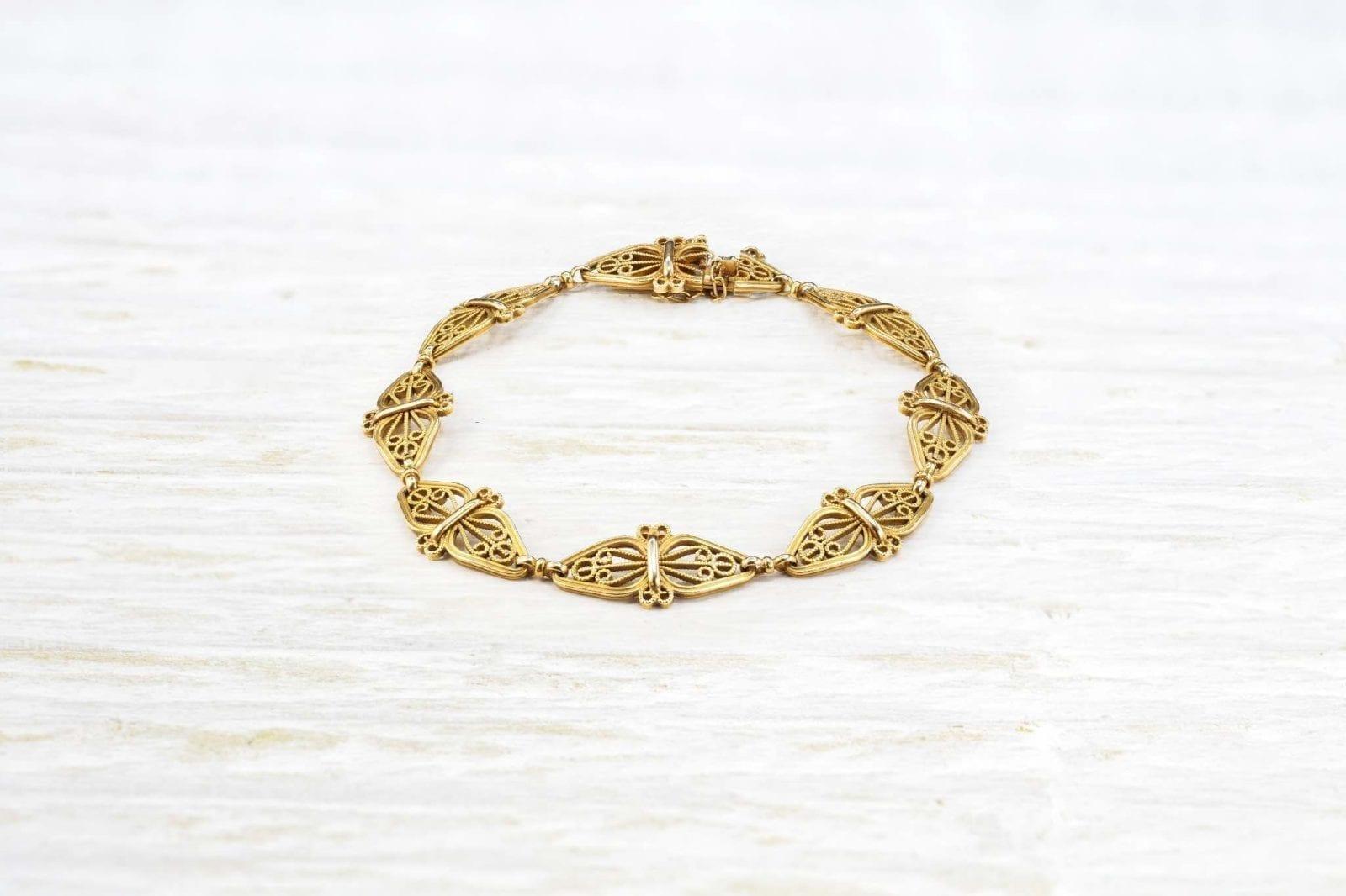 bracelet ancien 1900