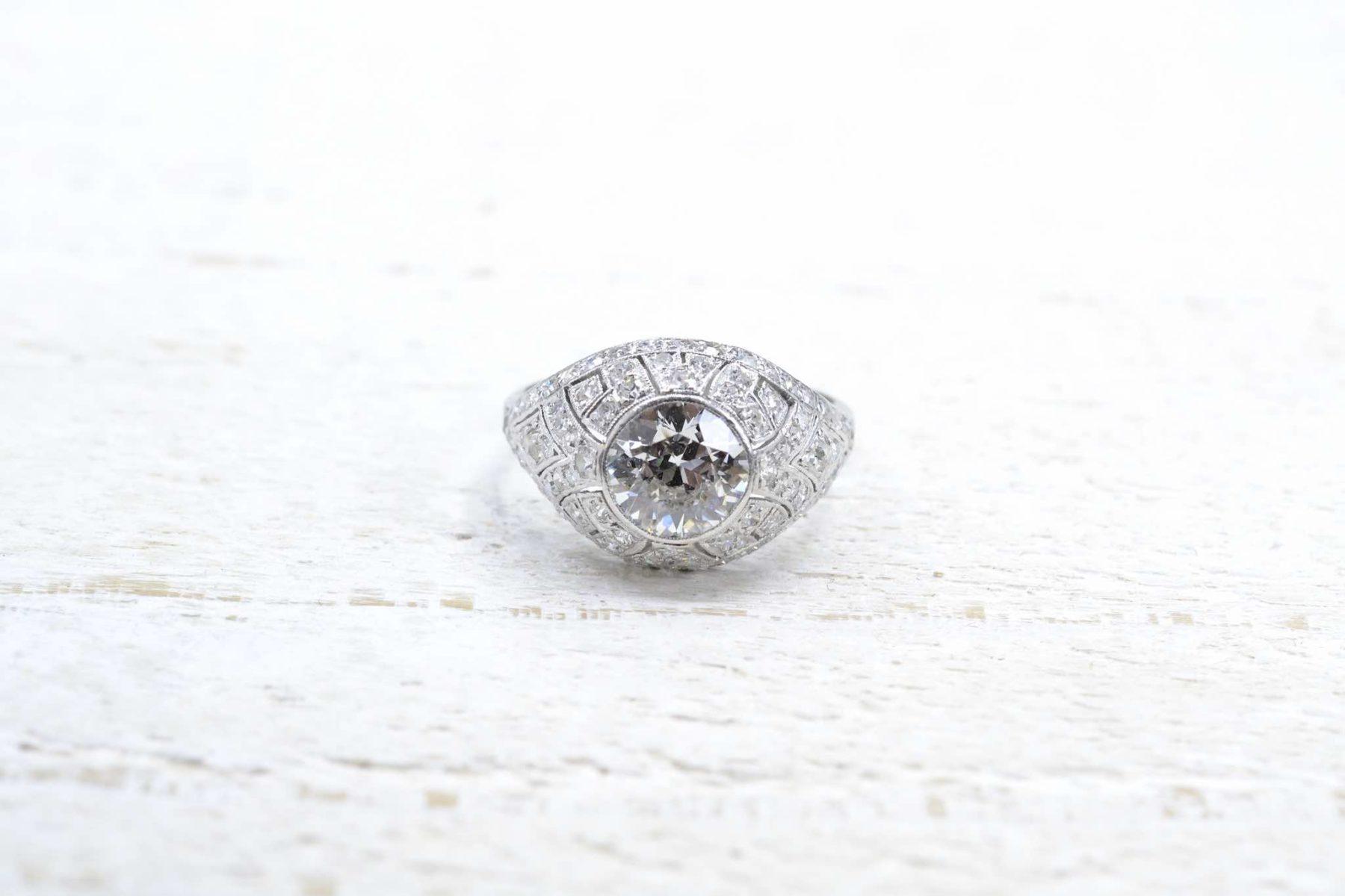1920 antique ring