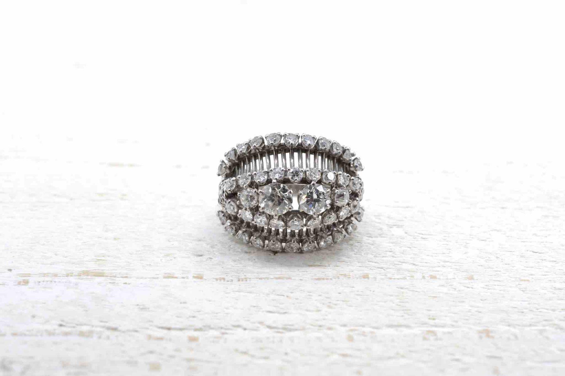 1950 vintage ring