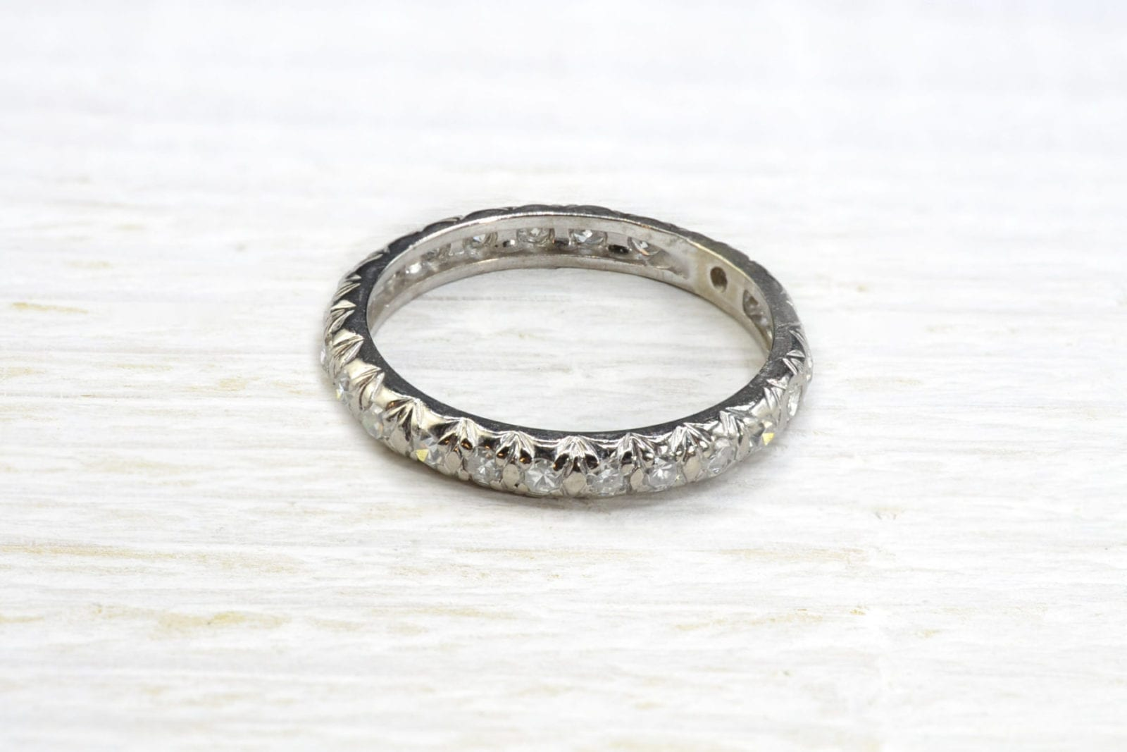 alliance diamants taille ancienne