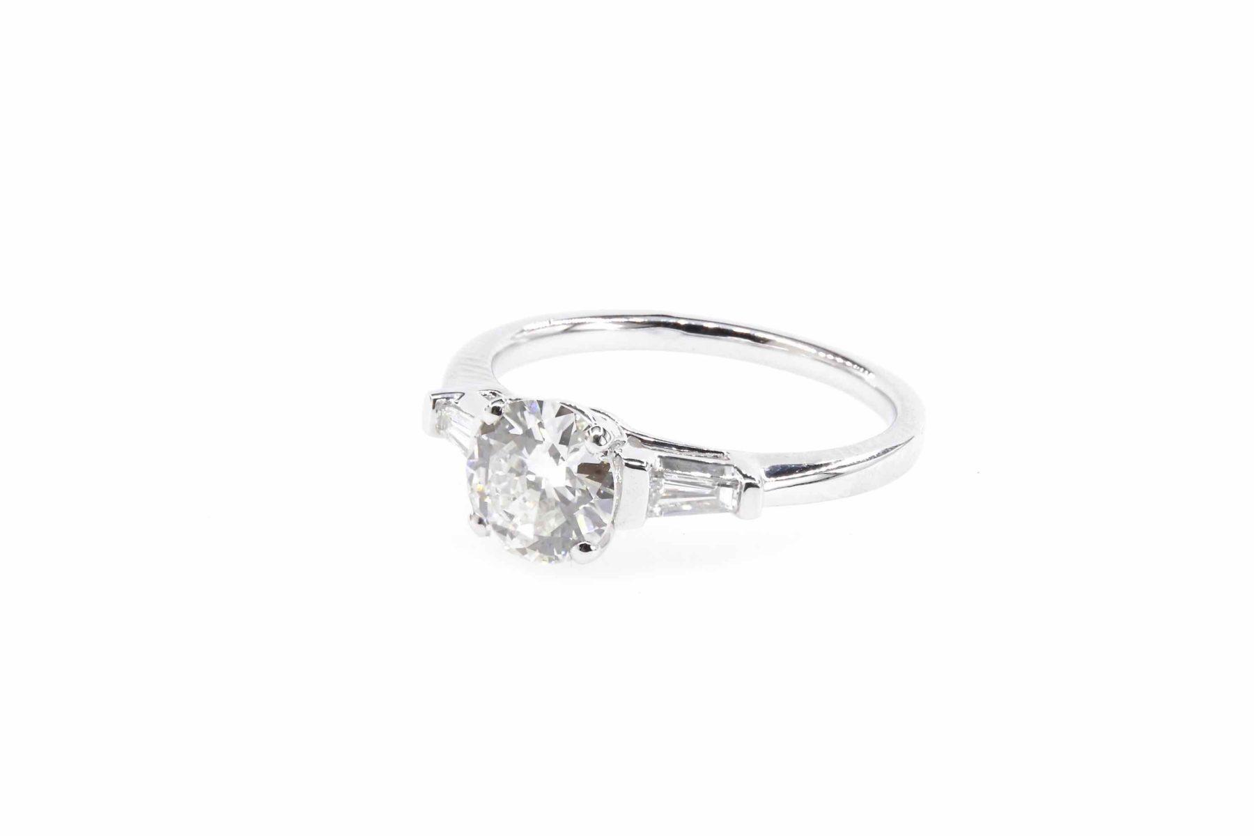 achat bague diamants