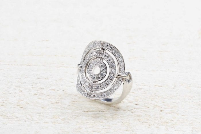 Bague Bulgari Astrale diamants