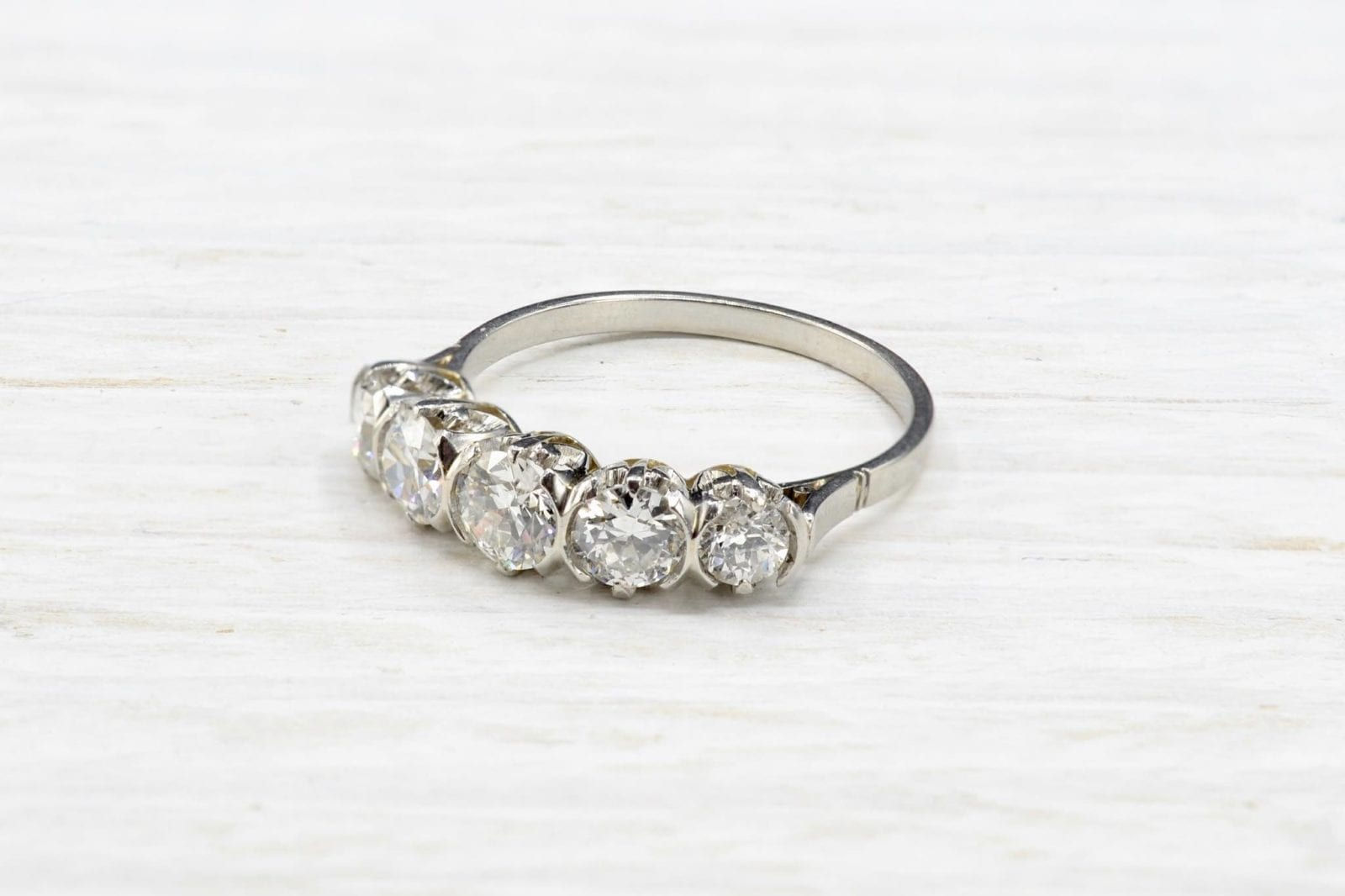 bague diamants