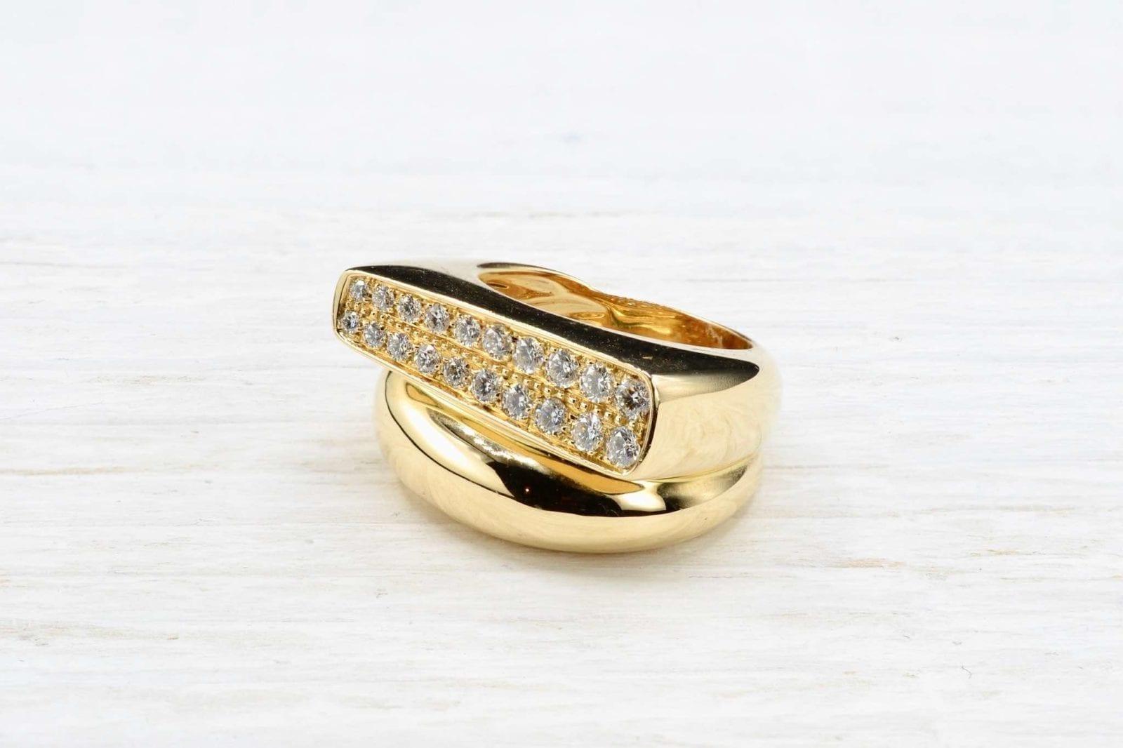 bague fred diamants