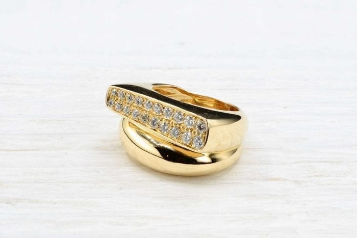 bague fred diamants