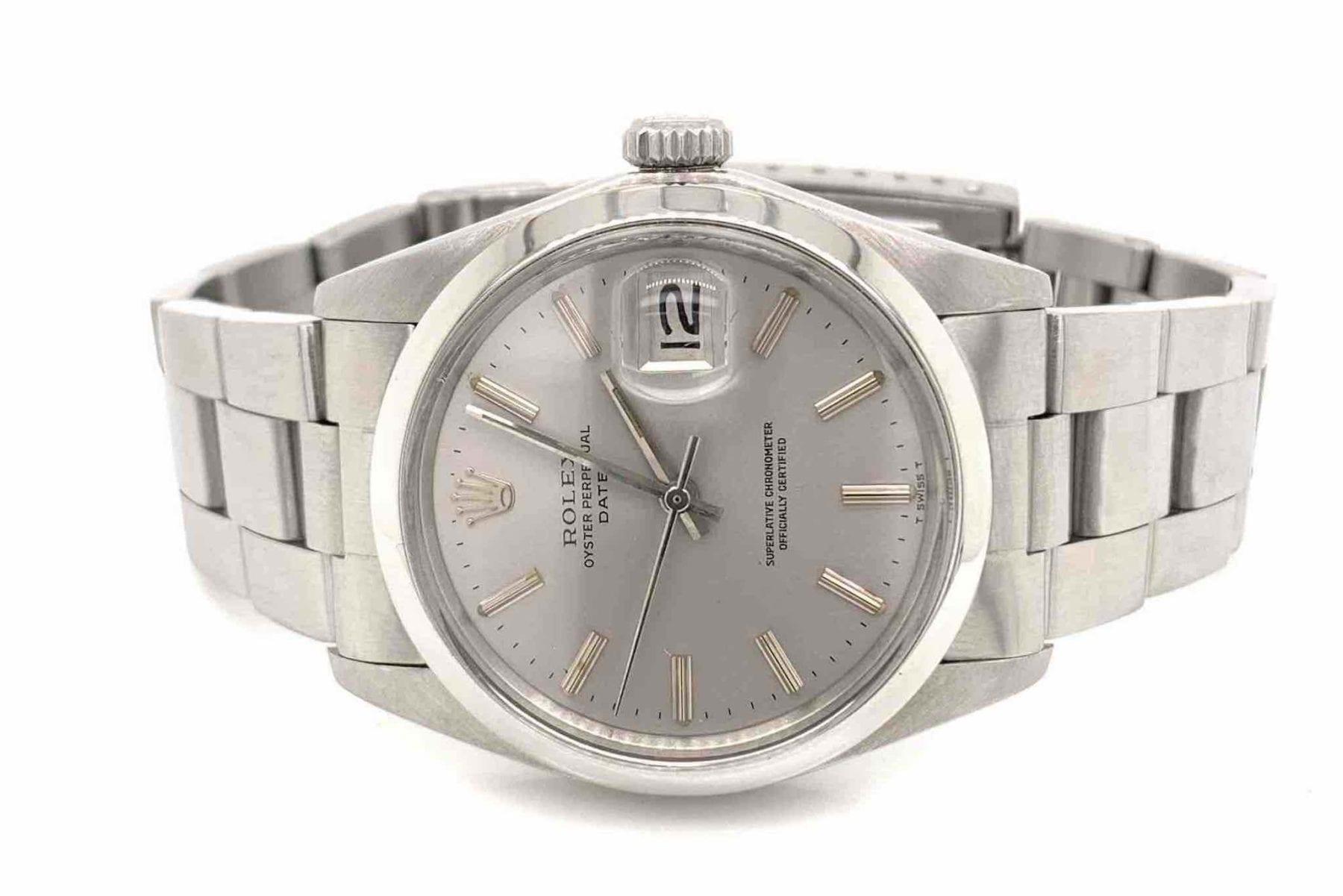 achat de montre de luxe