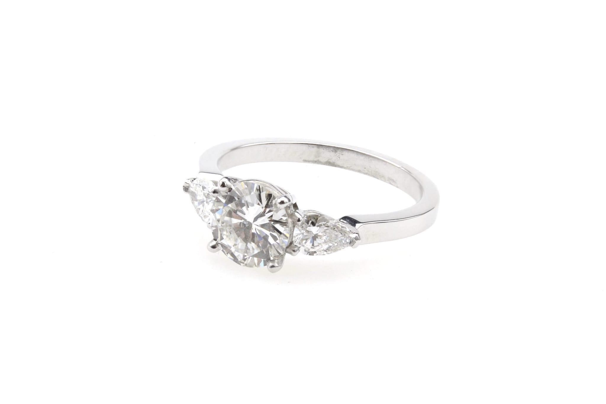 bague de mariage diamant