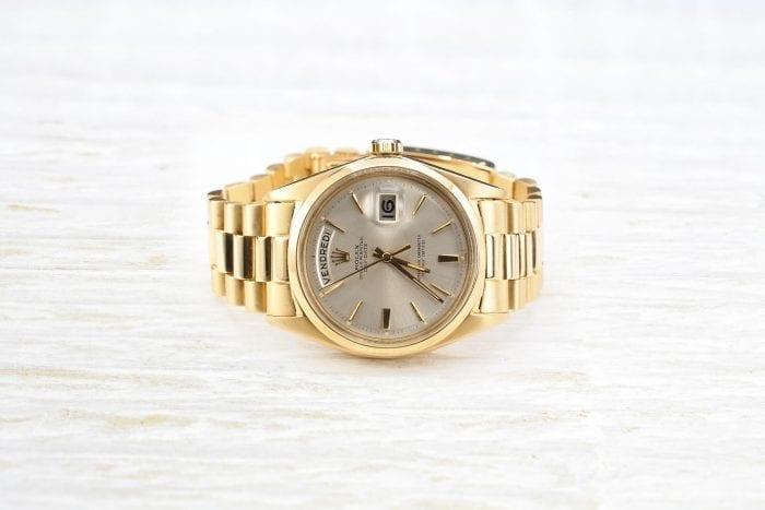 Rolex Président Day-Date de 36mm en or jaune 18k