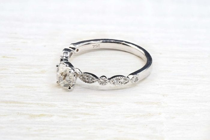 bague taille ancienne