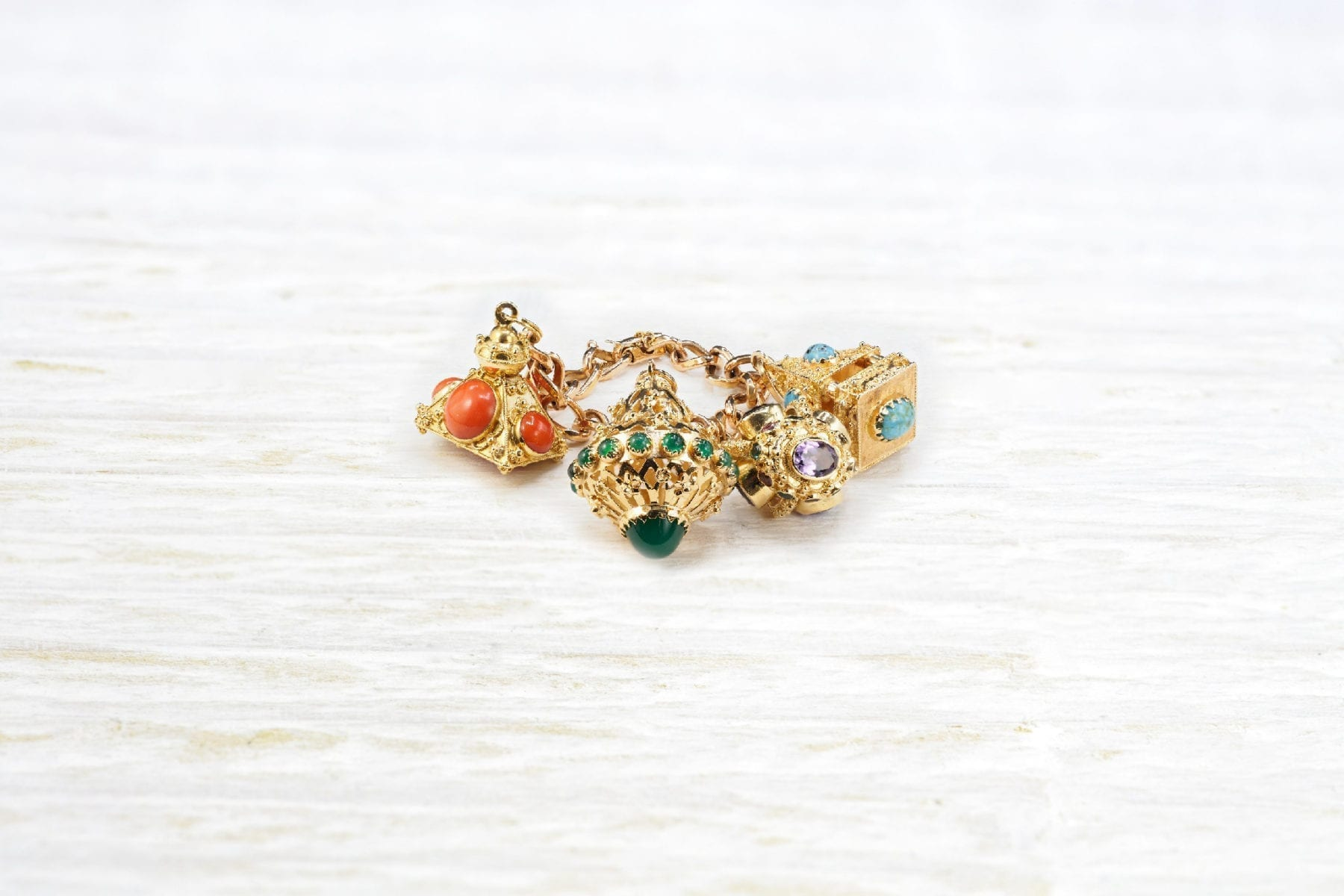 bracelet or breloques