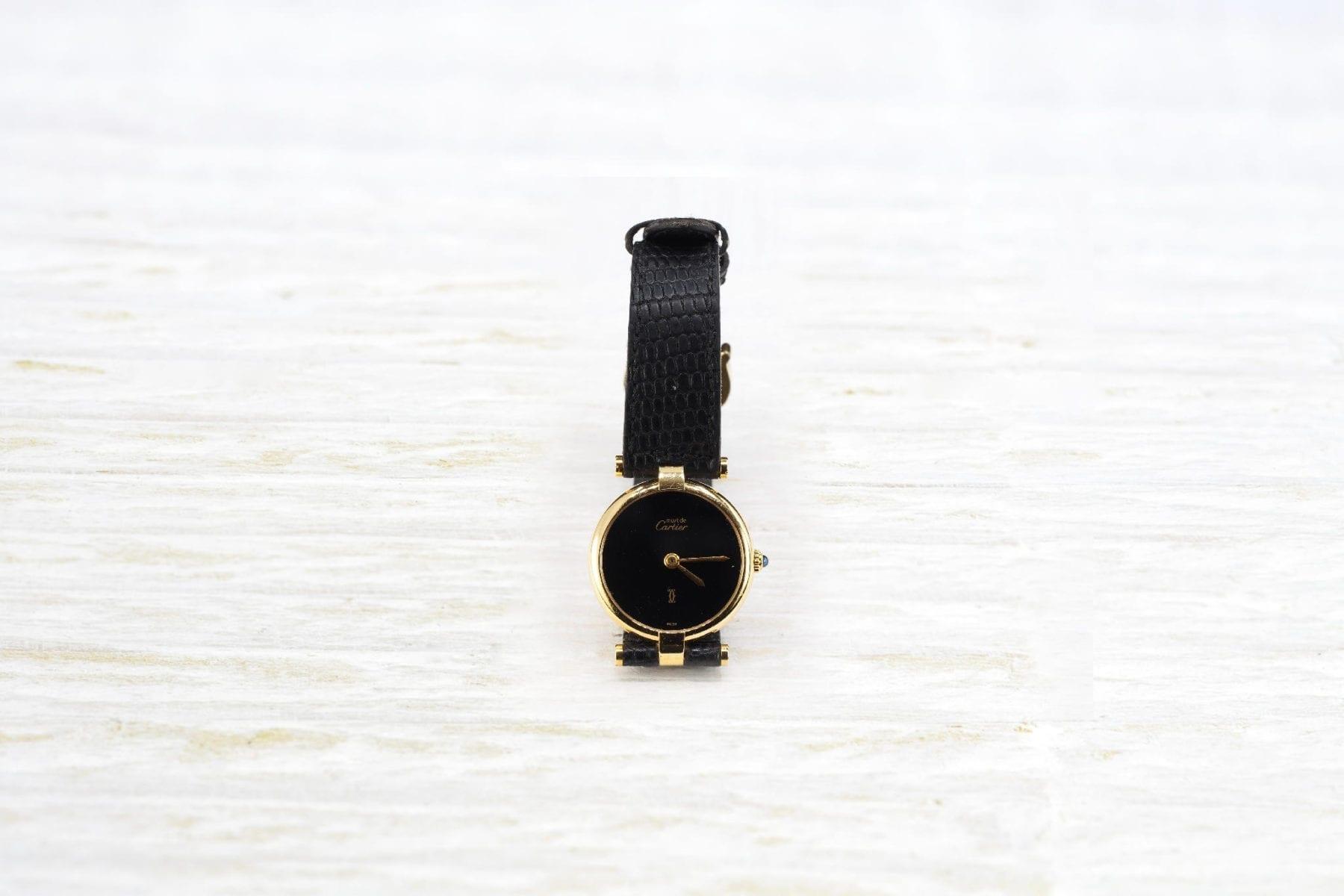 Montre Cartier modèle Vendôme