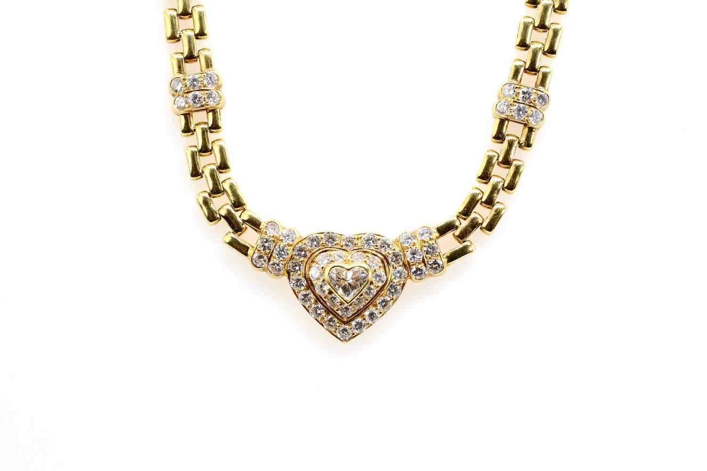 revendre bijoux en or jaune 18k