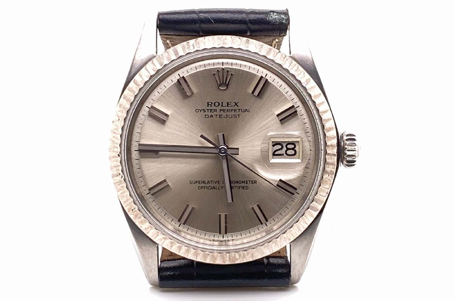 Montre Rolex vintage Oyster perpetual