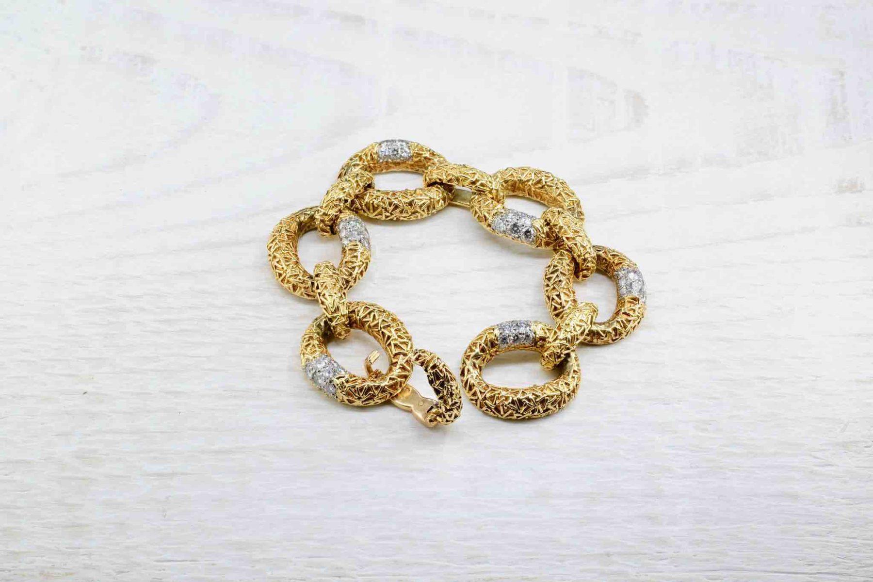 Bracelet Van Cleef & Arpels Chevaleresque