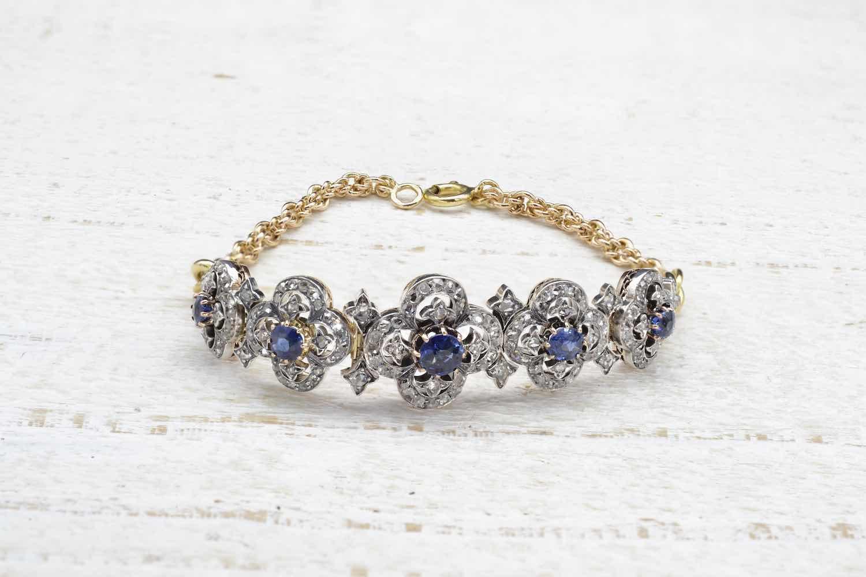 Bracelet ancien 19e