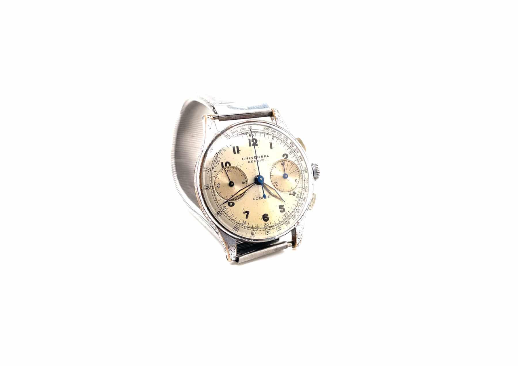 Montre Universal Genève chrono