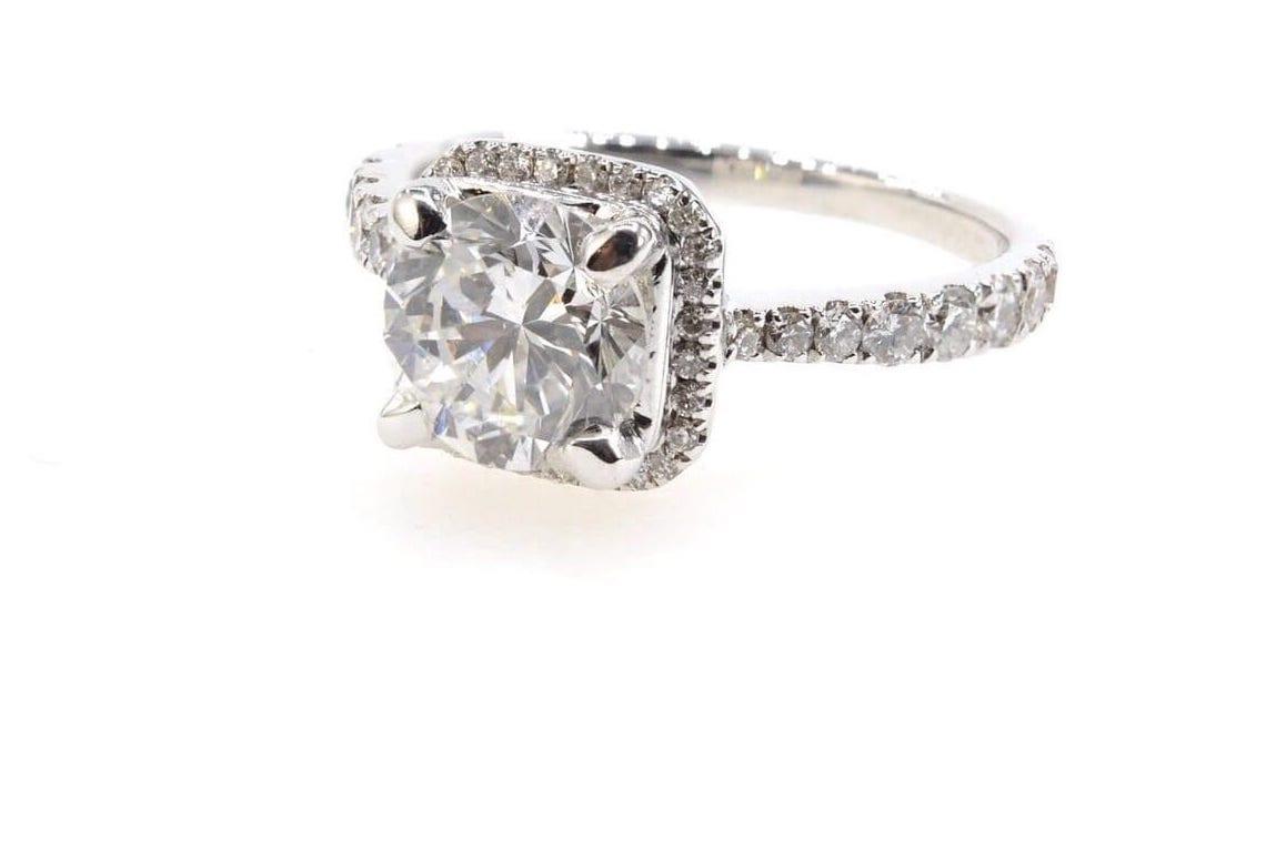 Bagues solitaire diamants