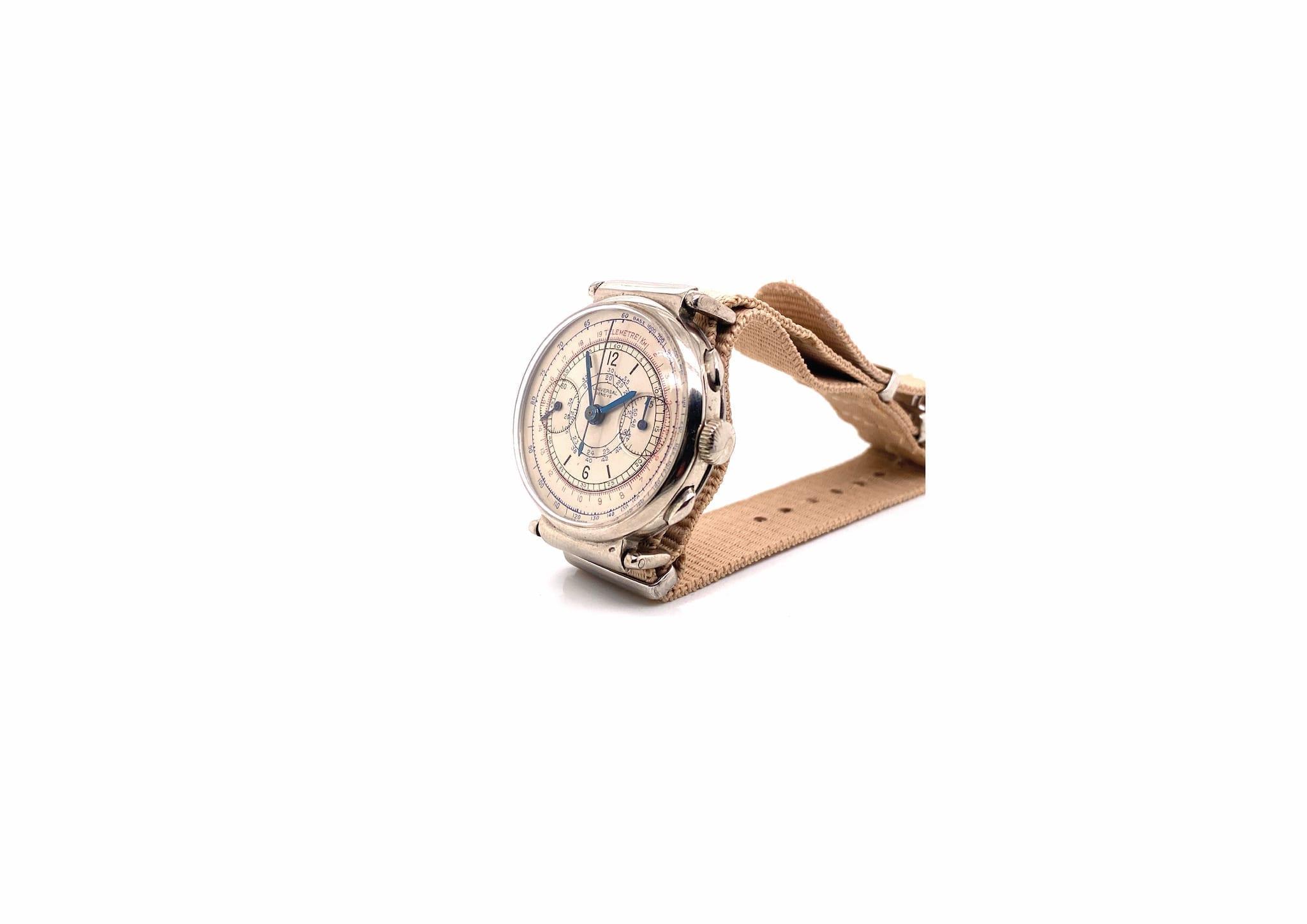 montre de collection Montre Universal Genève Chrono