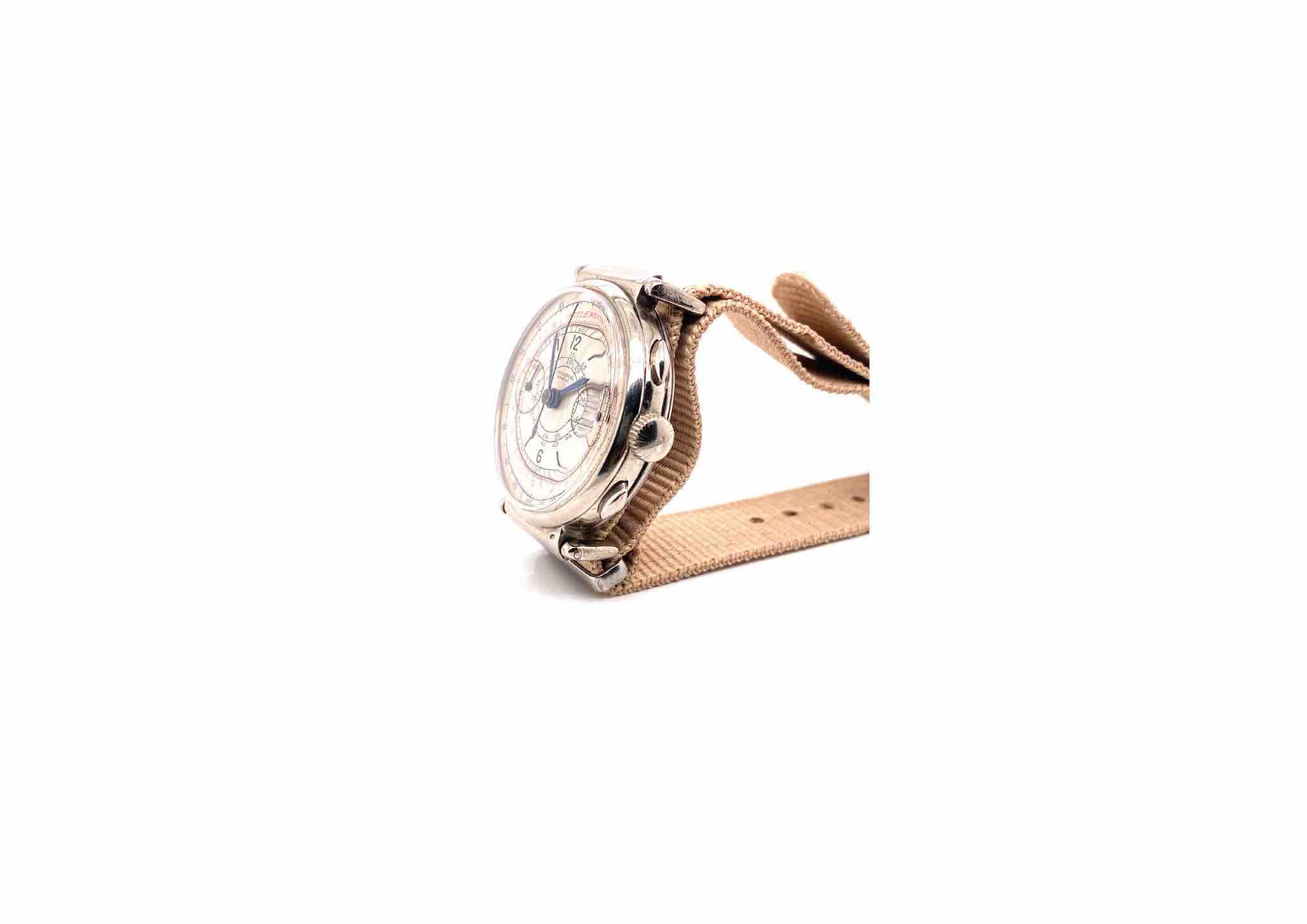 montre de luxe Montre Universal Genève Chrono