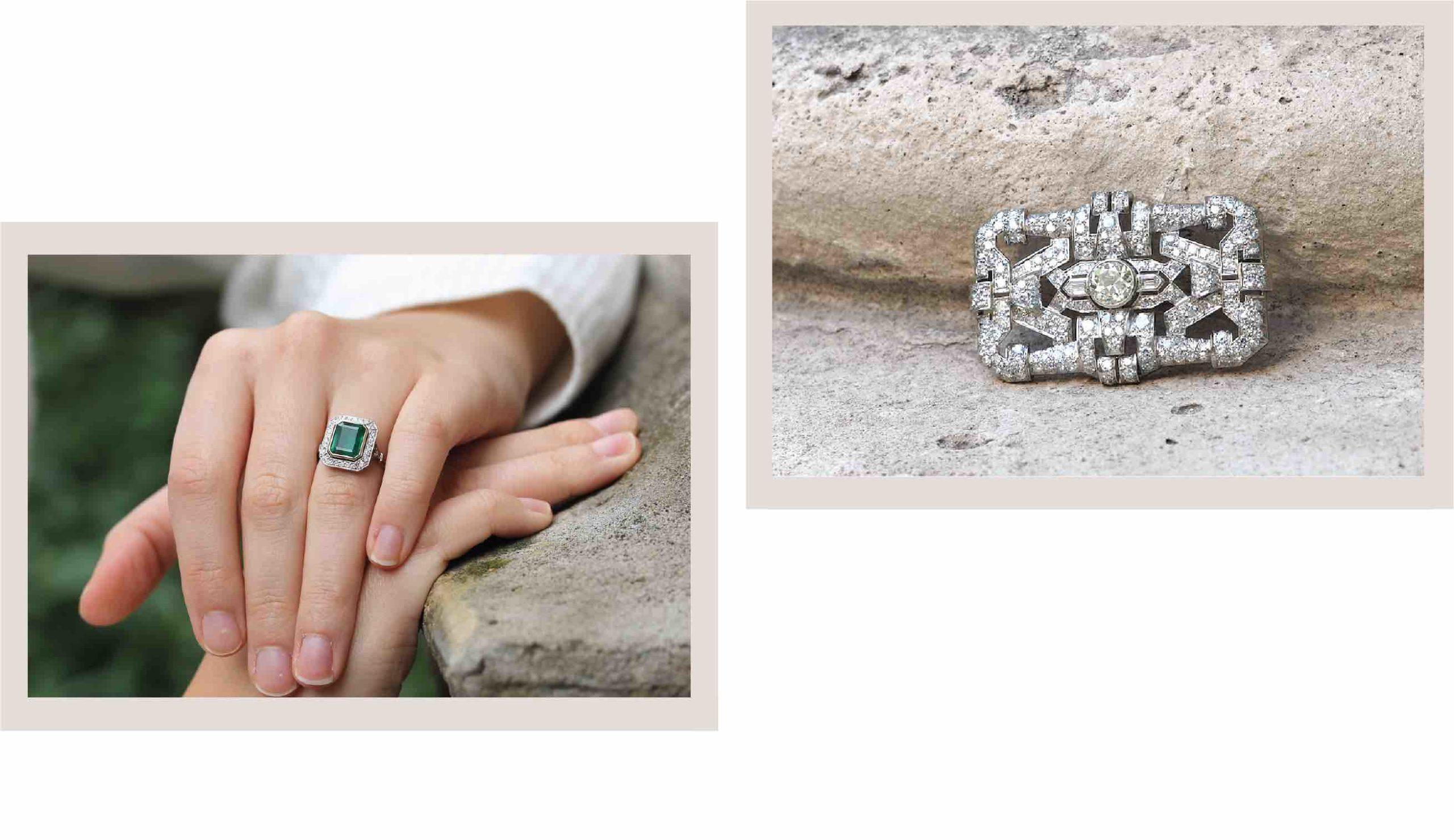 rachat de bijoux anciens art déco