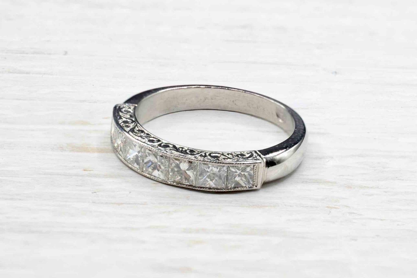 alliance vintage diamant