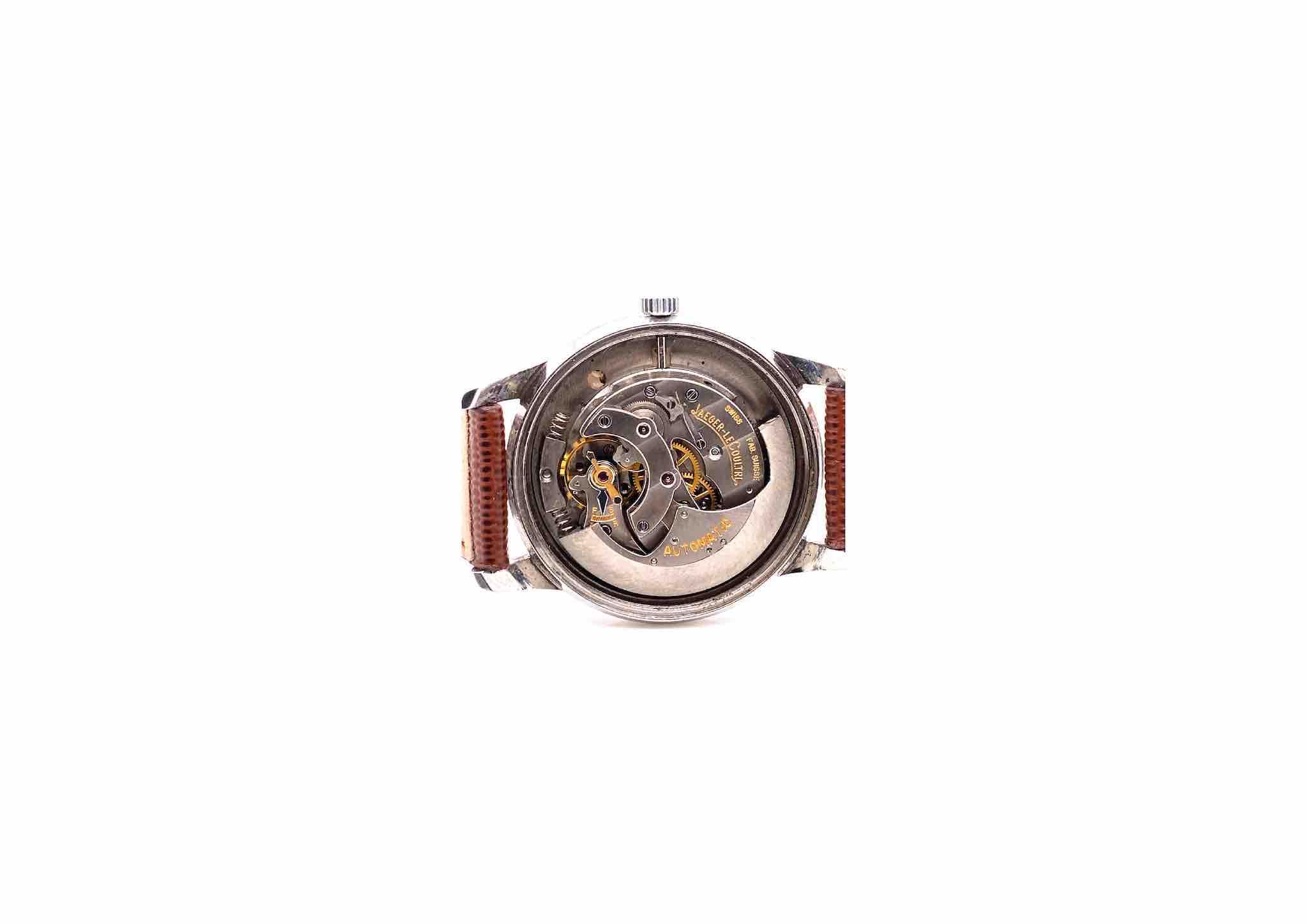 Montre vintage Jaeger LeCoultre réserve de marche