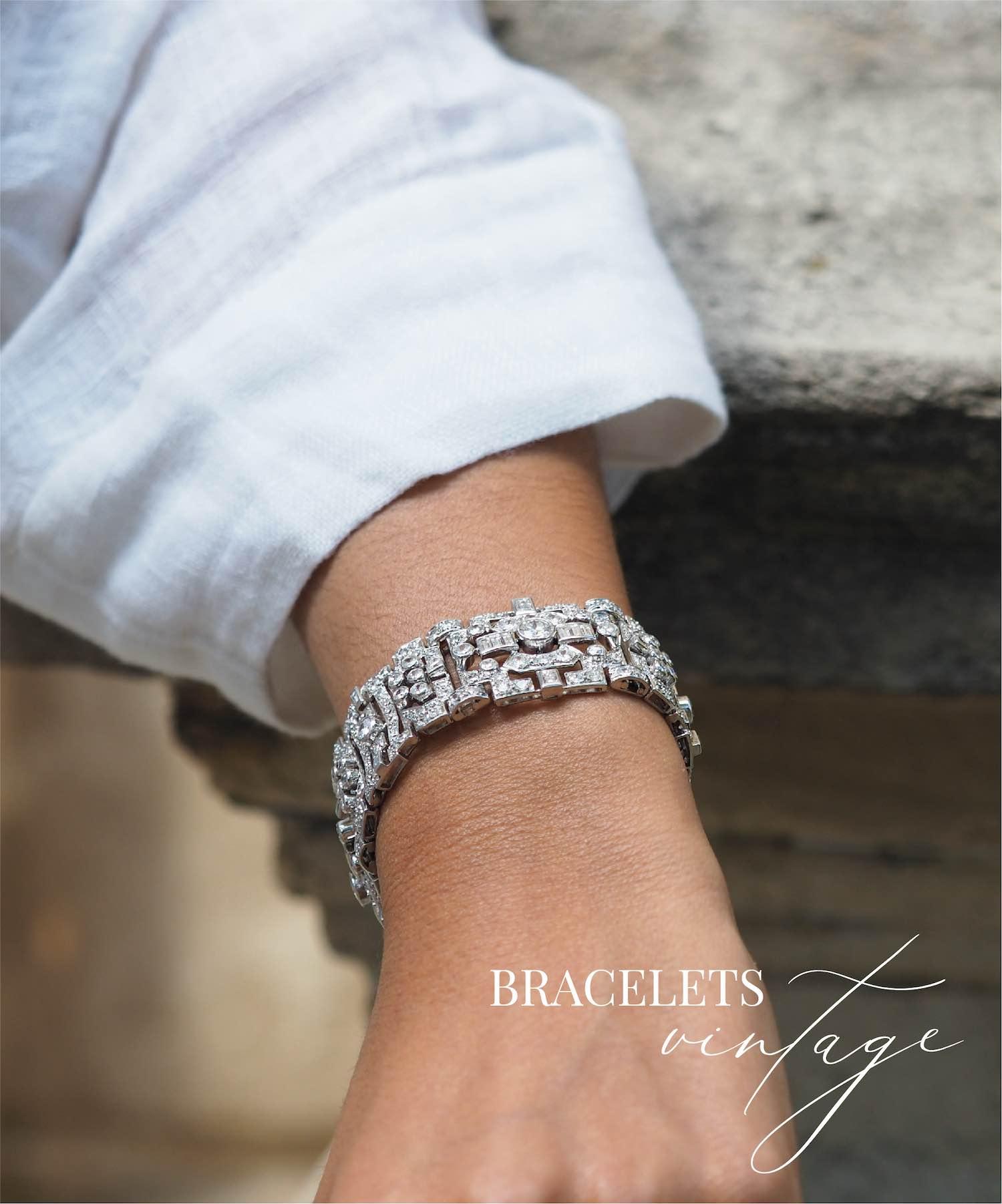 bracelets d'occasion anciens