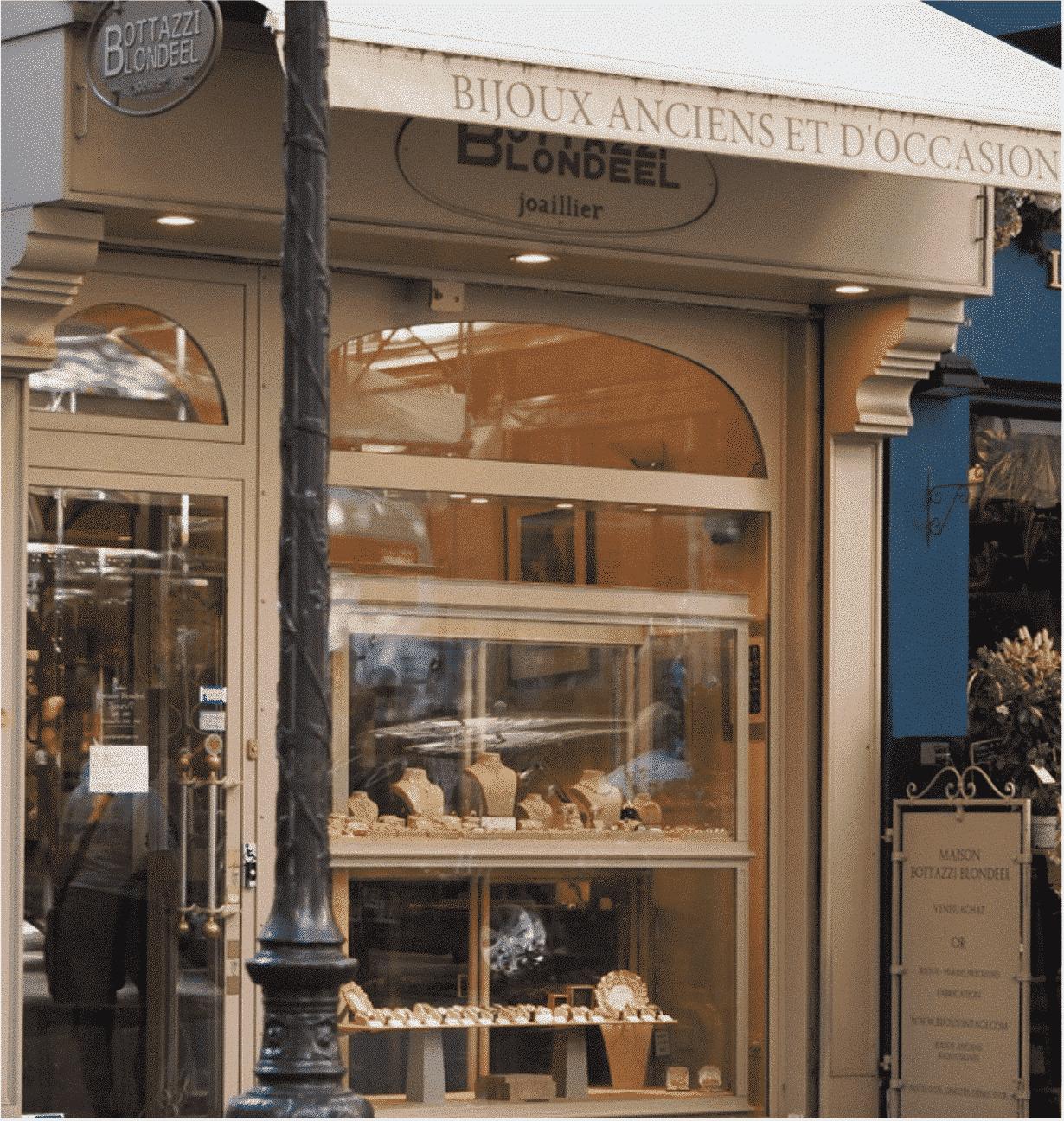 bijouterie achat bijoux