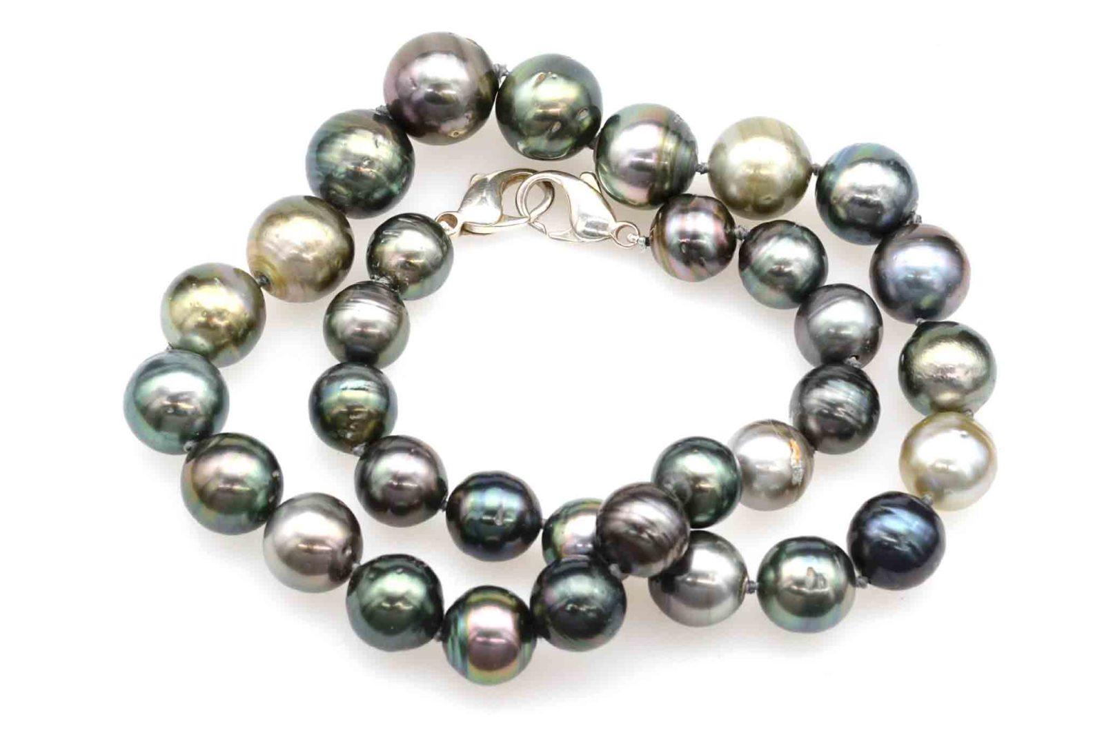 Collier de perles Tahiti