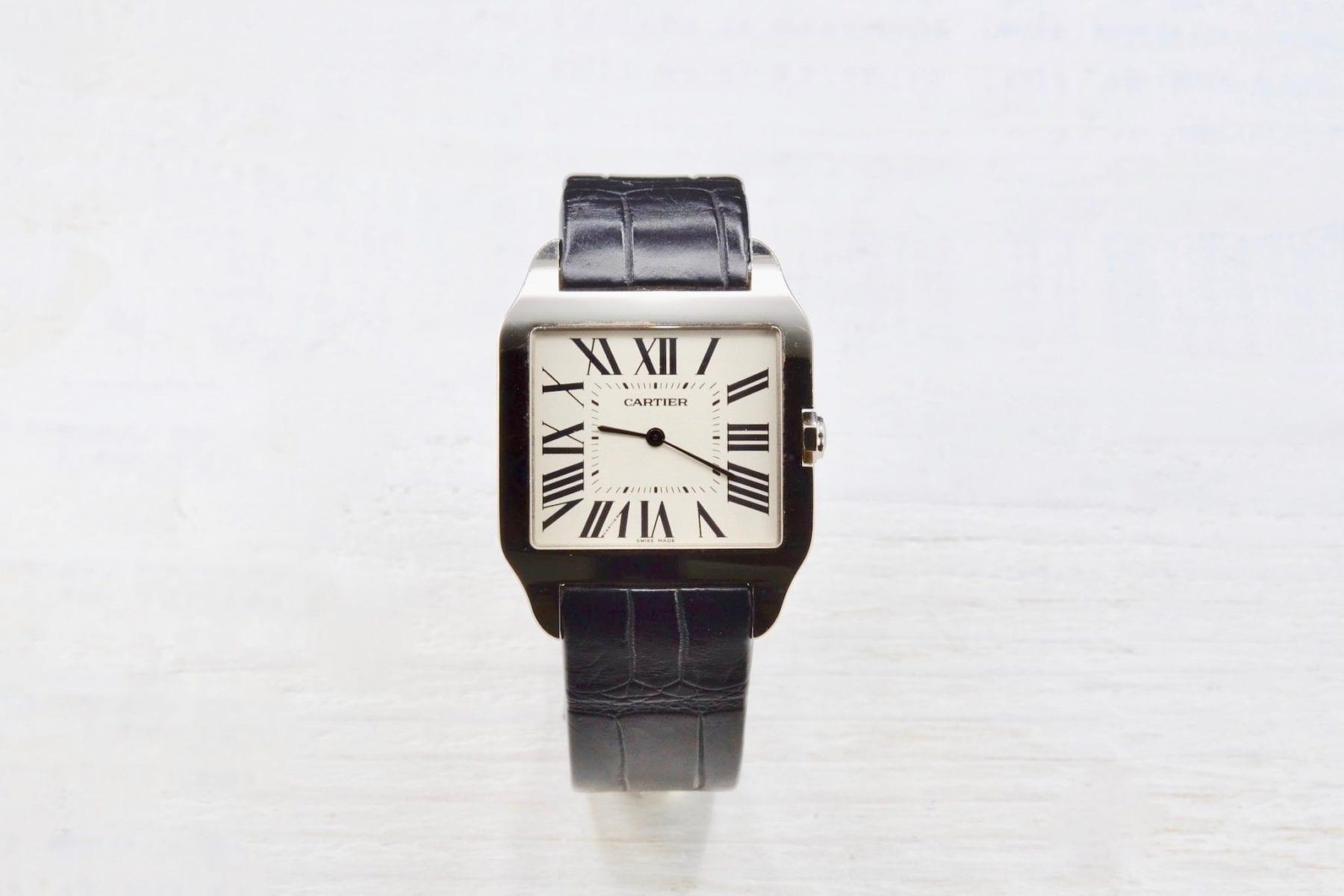 Montre Cartier Santos Dumont 35 mm