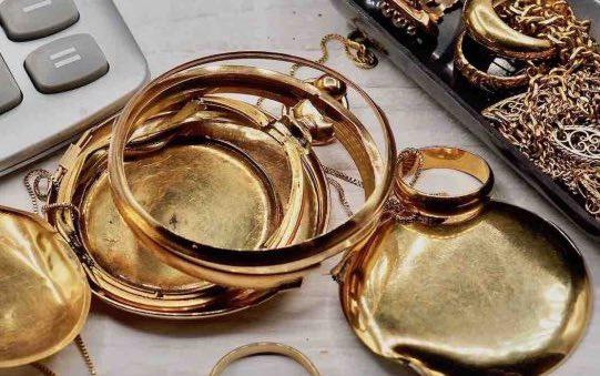 achat d'or et pièces en or