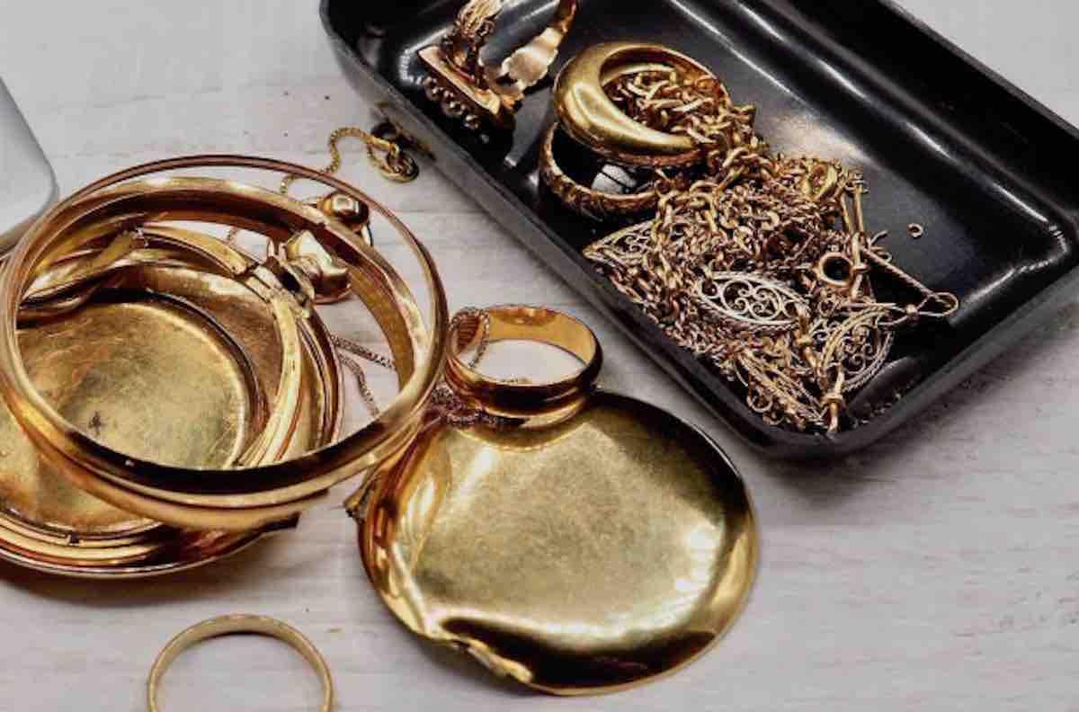vendre or au poids