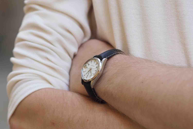 montre de luxe vintage d'occasion