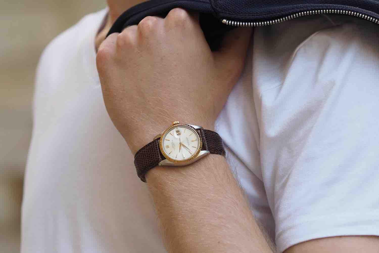 montre de luxe rolex horlogerie