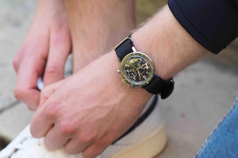 rachat montres de collection homme