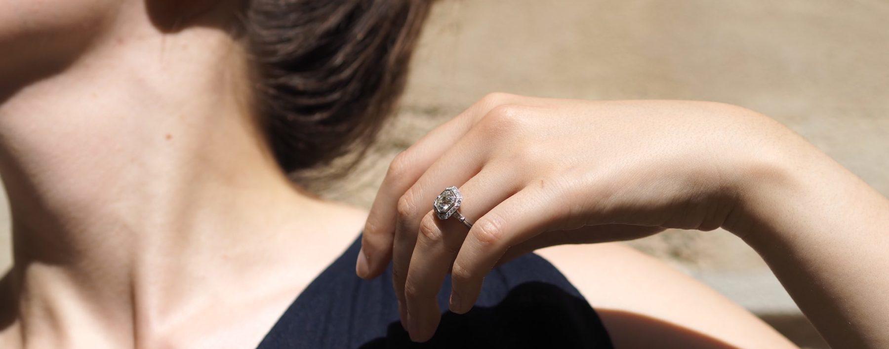 Le diamant de taille ancienne