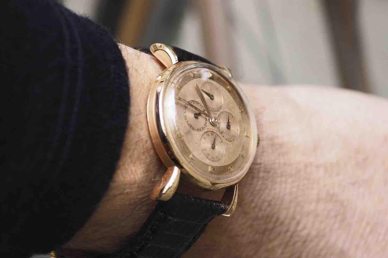 achat montres de collection