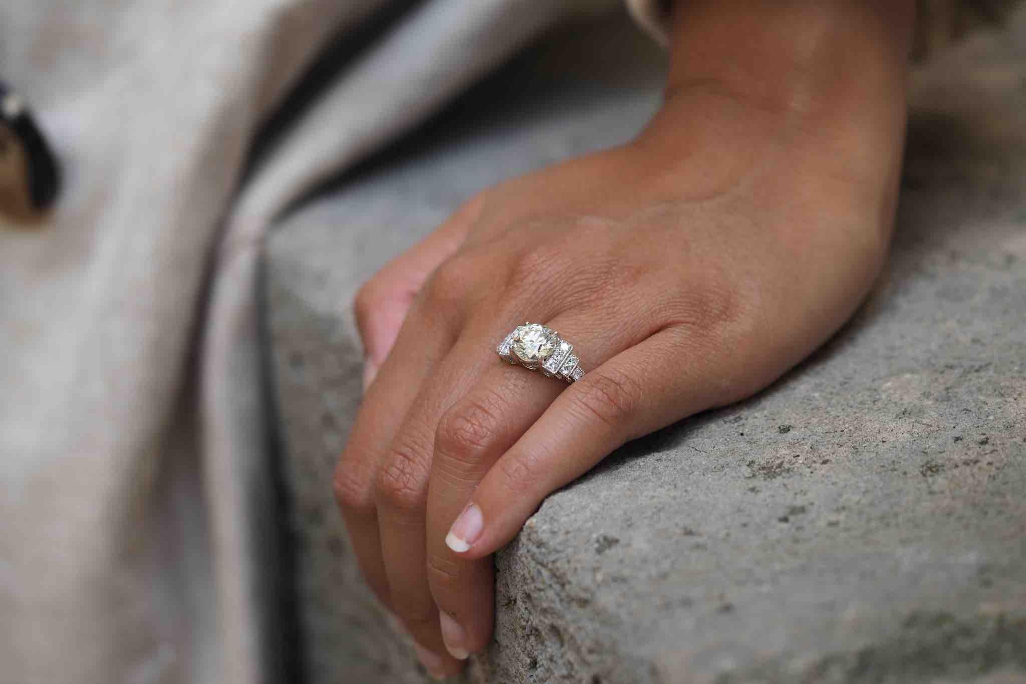 Quel métal choisir pour sa bague de fiançailles ?