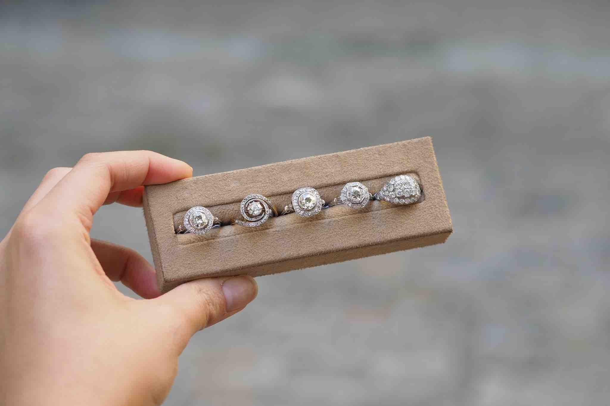 3 raisons d'opter pour une bague de fiançailles vintage
