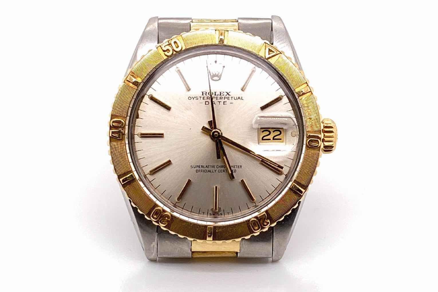 rolex Oyster 1501