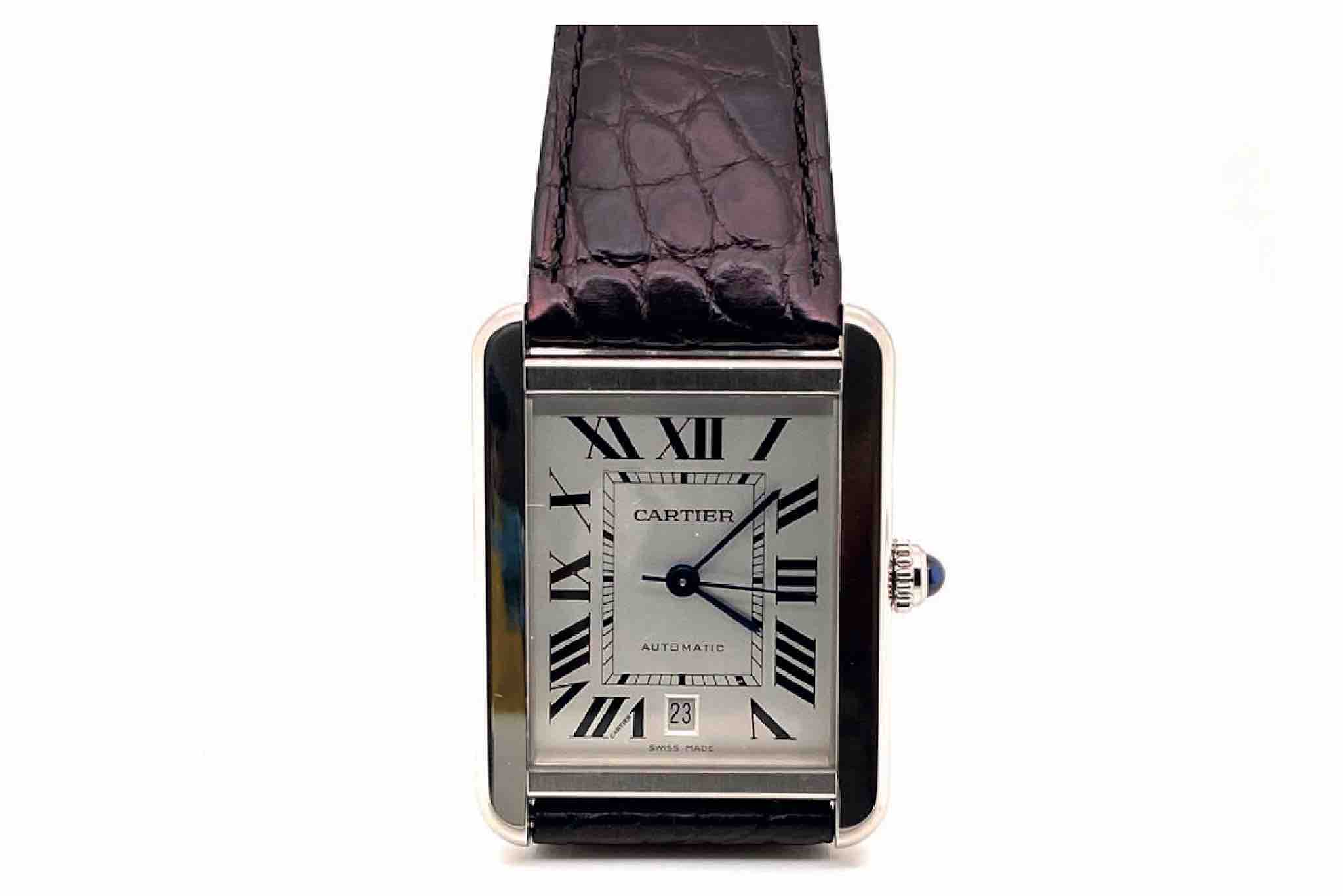 Cartier Tank Solo XL automatique