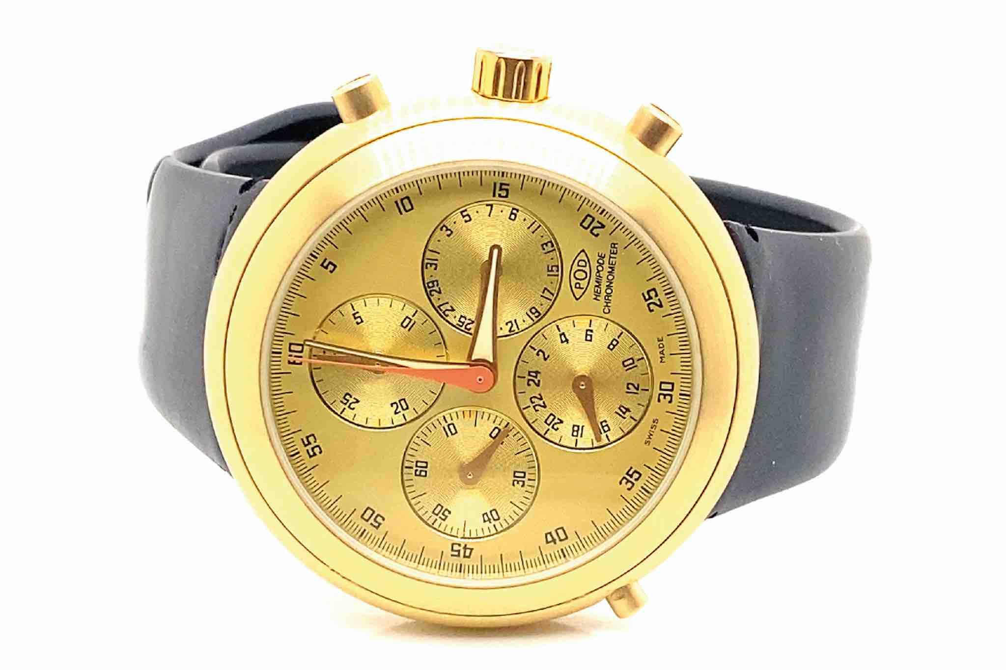 Montre Ikepod hemipod chronograph