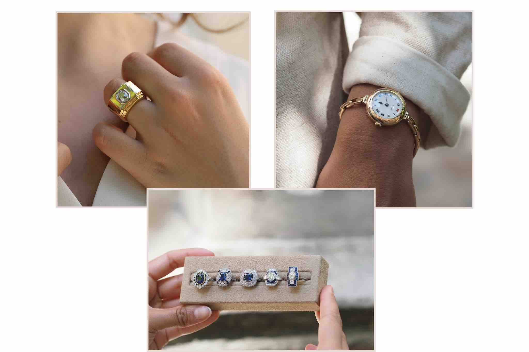 rachat de bijoux et d'or