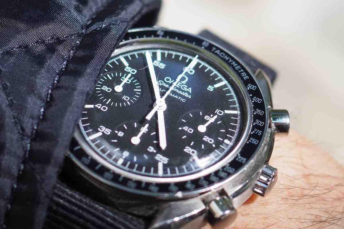 achat montre omega speedmaster