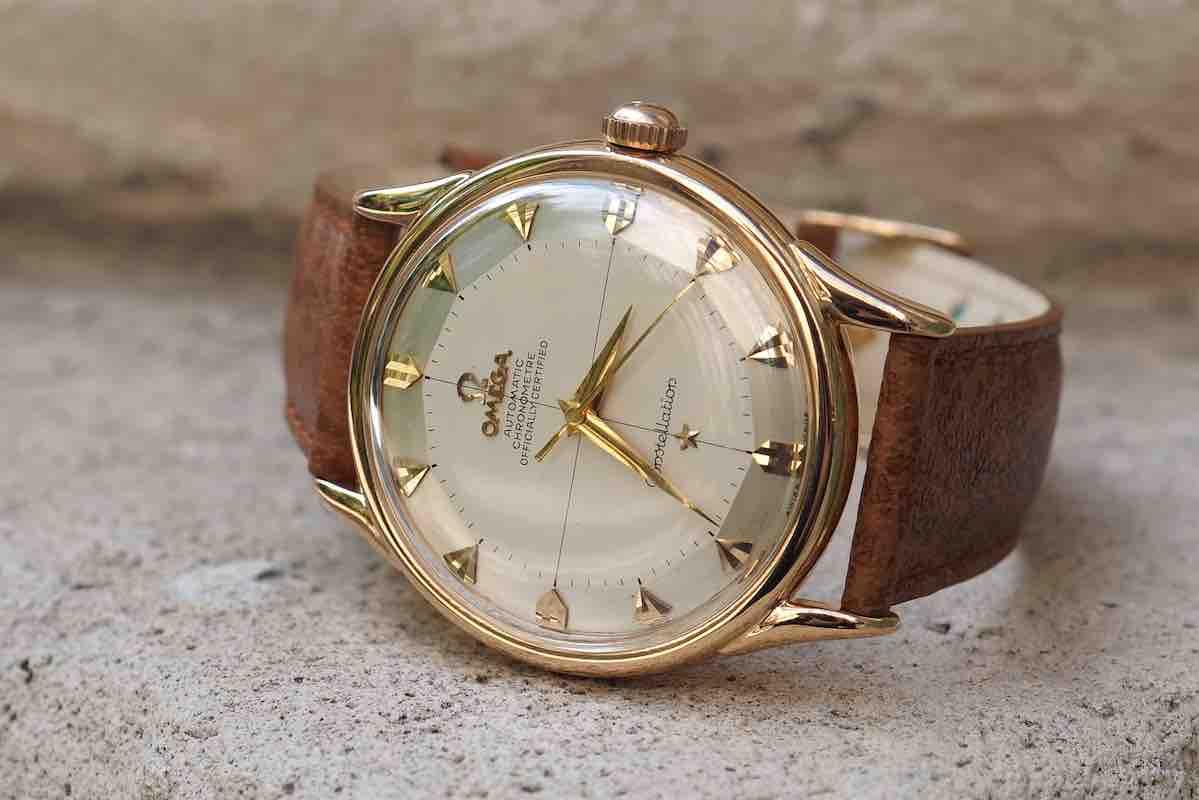 rachat montres de marque omega constellation