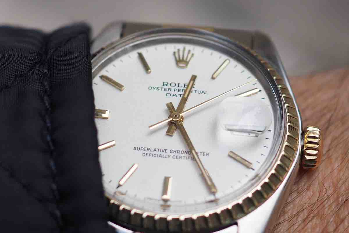rachat montres rolex oyster 1505